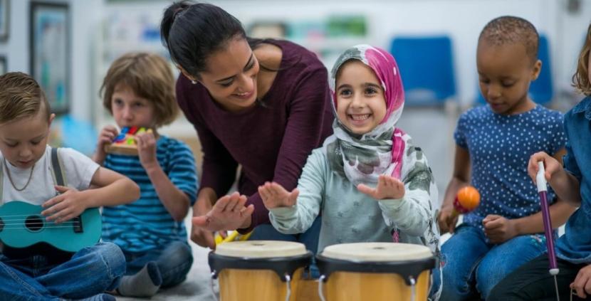 آموزش-موسیقی-تاثیر-ضریب-هوشی-کودکان