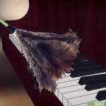 نگهداری پیانو
