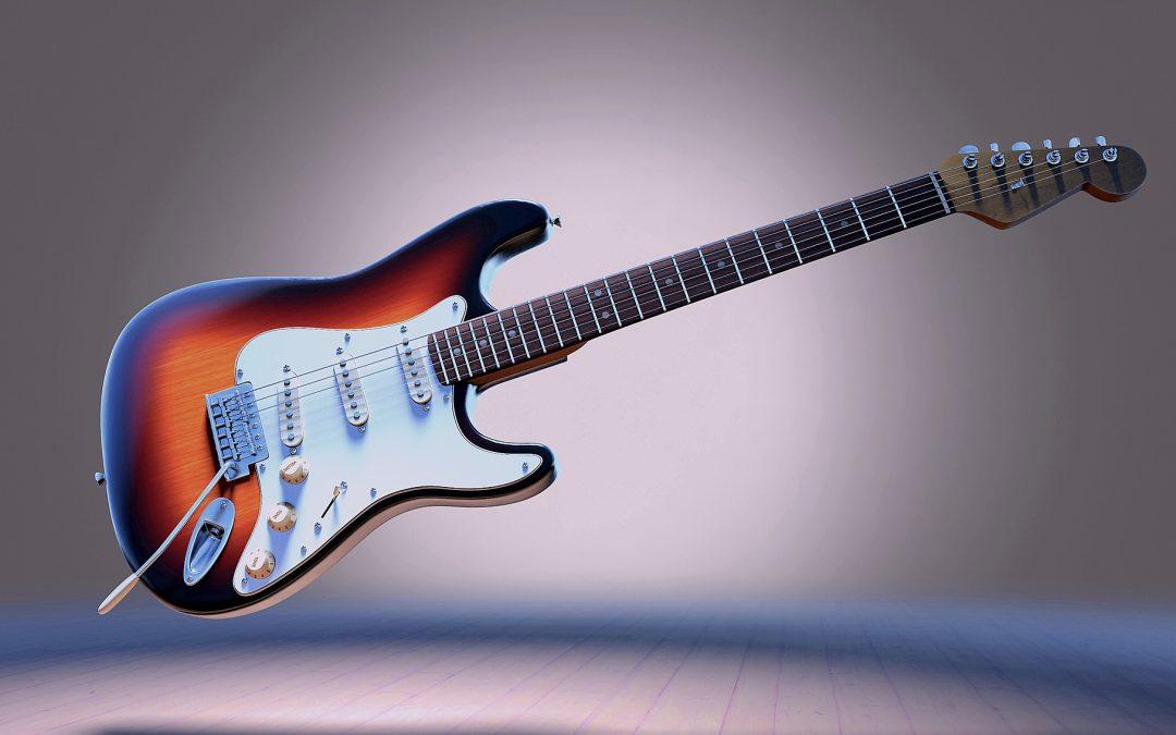 گیتار-الکترونیک-