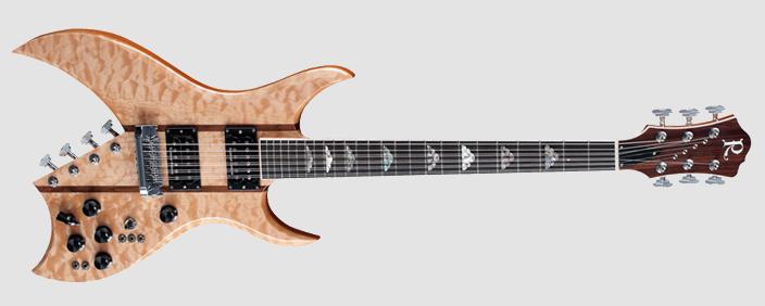 گیتار راک متال